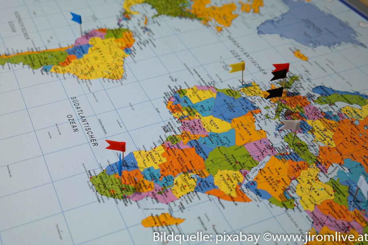 Arbeiten im Ausland Erfahrungen EURES