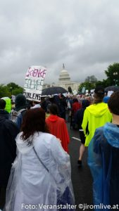 March for science-